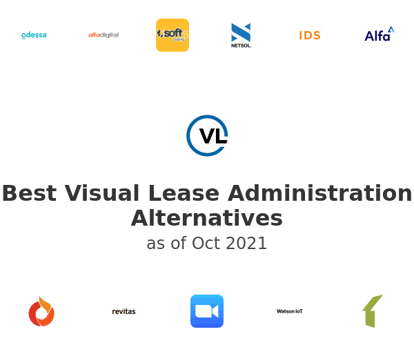 Best Visual Lease Administration Alternatives