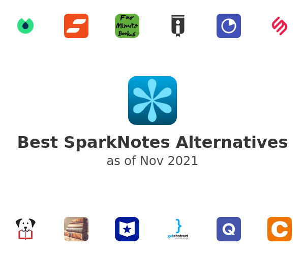 Best SparkNotes Alternatives