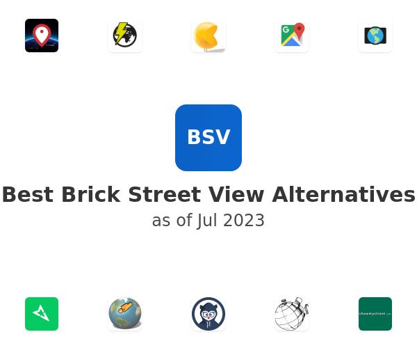 Best Brick Street View Alternatives