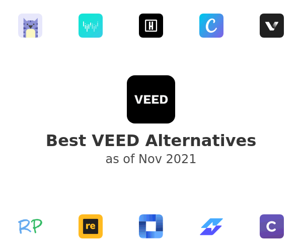 Best VEED Alternatives