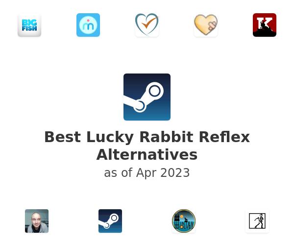 Best Lucky Rabbit Reflex Alternatives