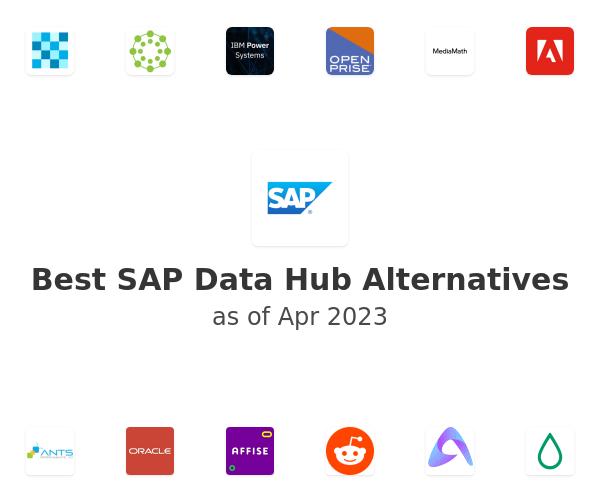 Best SAP Data Hub Alternatives