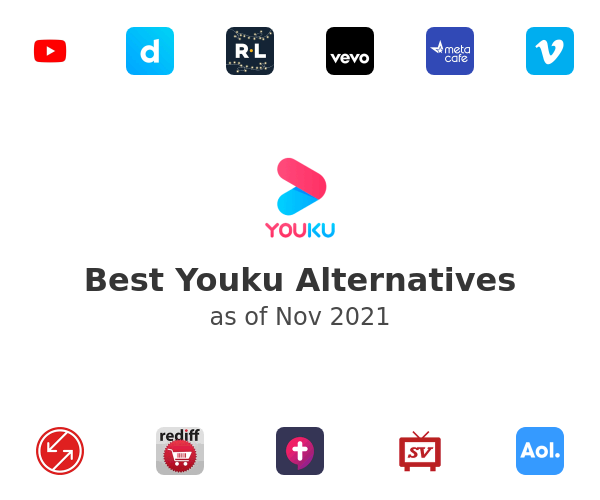 Best Youku Alternatives
