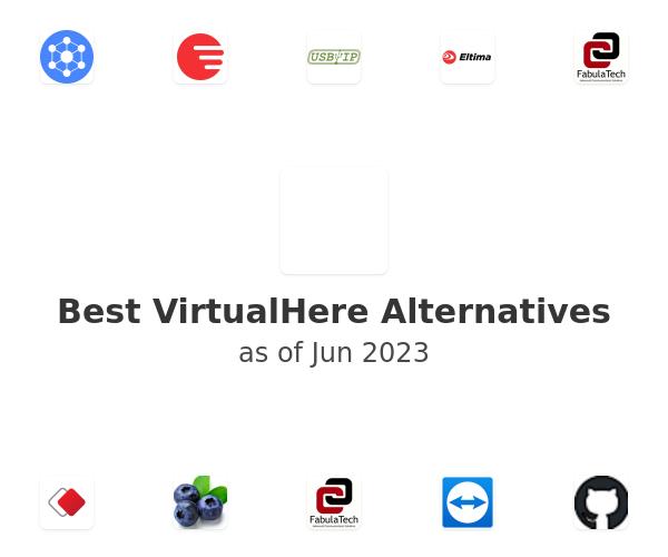 Best VirtualHere Alternatives