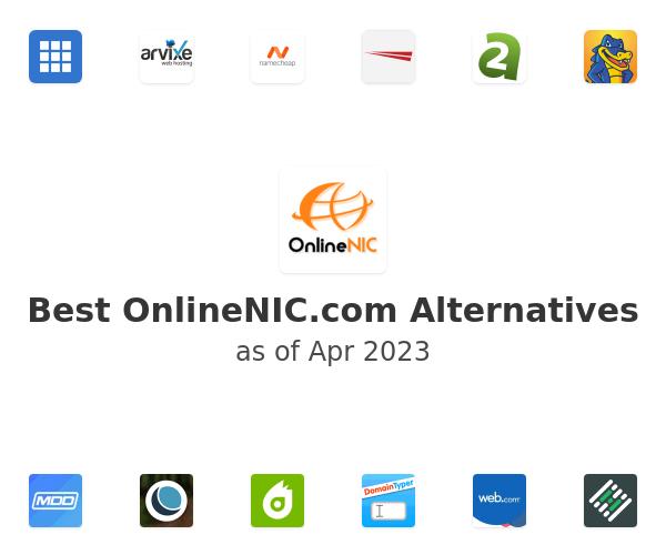 Best OnlineNIC.com Alternatives