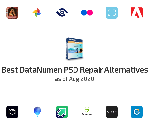 Best DataNumen PSD Repair Alternatives
