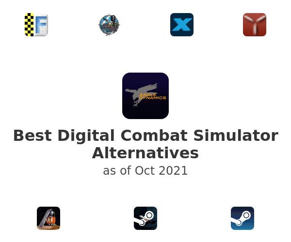 Best Digital Combat Simulator Alternatives