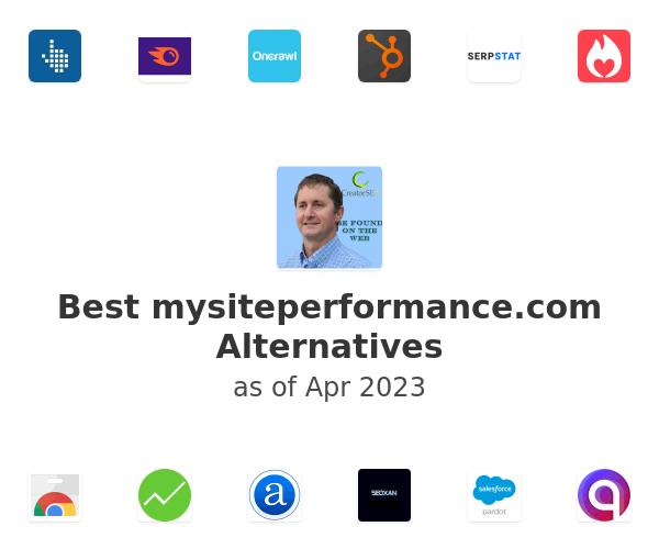 Best mysiteperformance.com Alternatives