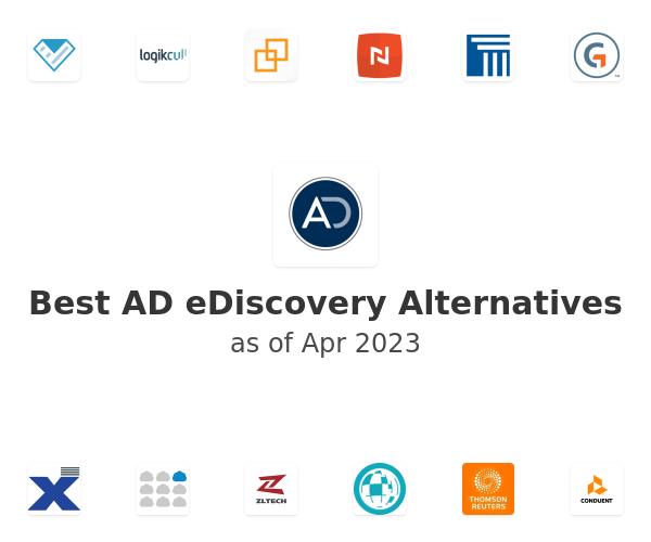 Best AD eDiscovery Alternatives