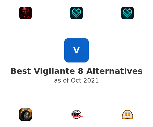 Best Vigilante 8 Alternatives