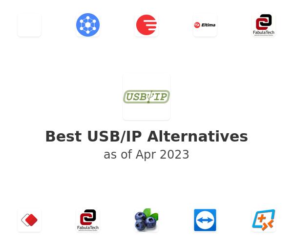 Best USB/IP Alternatives