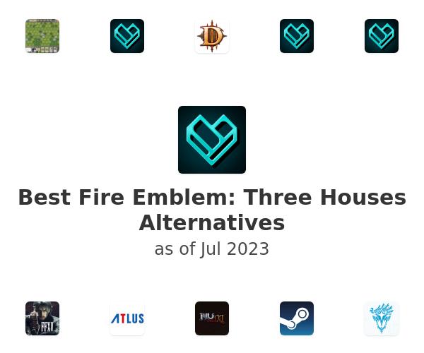 Best Fire Emblem: Three Houses Alternatives