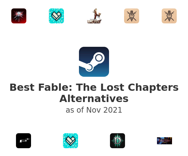 Best Fable: The Lost Chapters Alternatives