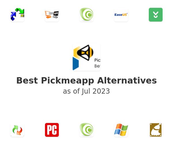 Best Pickmeapp Alternatives