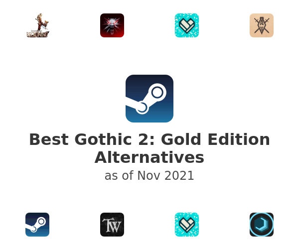 Best Gothic 2: Gold Edition Alternatives