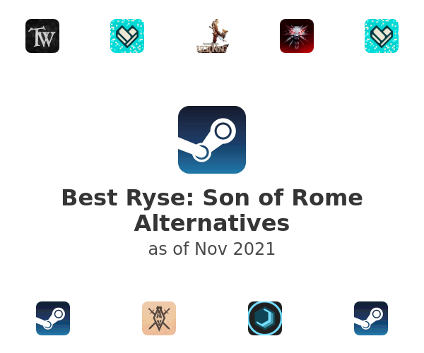Best Ryse: Son of Rome Alternatives