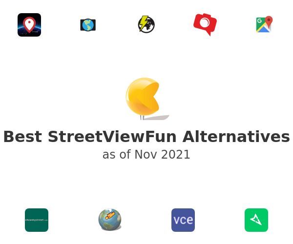 Best StreetViewFun Alternatives