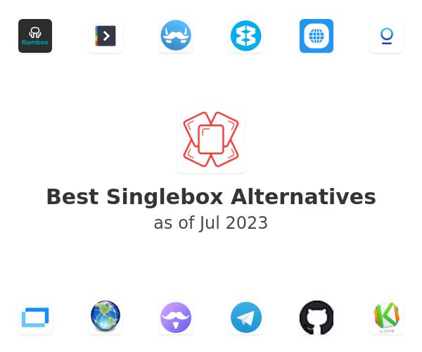 Best Singlebox Alternatives