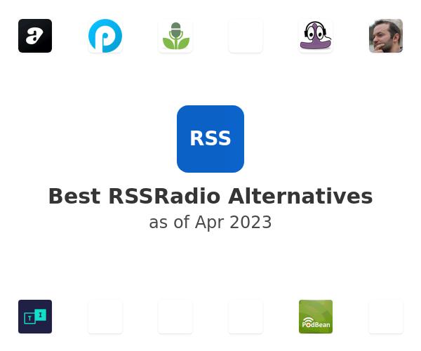 Best RSSRadio Alternatives
