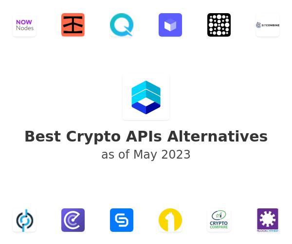 Best Crypto APIs Alternatives