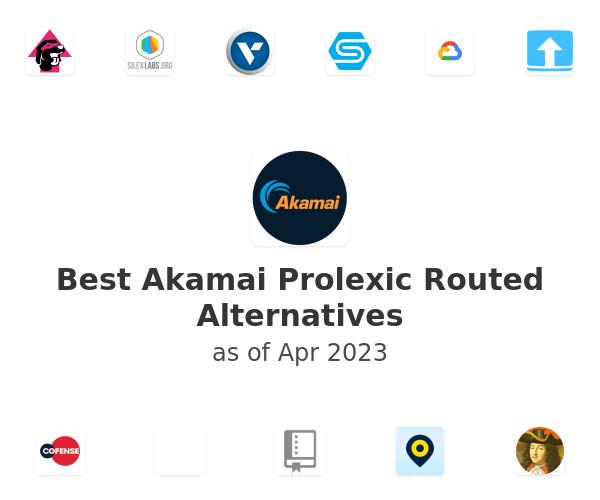 Best Akamai Prolexic Routed Alternatives