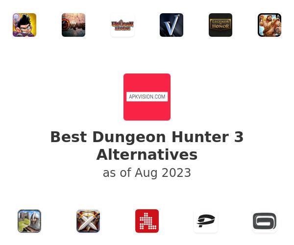 Best Dungeon Hunter 3 Alternatives
