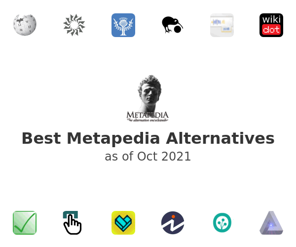 Best Metapedia Alternatives