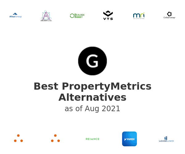 Best PropertyMetrics Alternatives