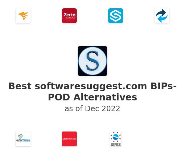 Best BIPs-POD Alternatives