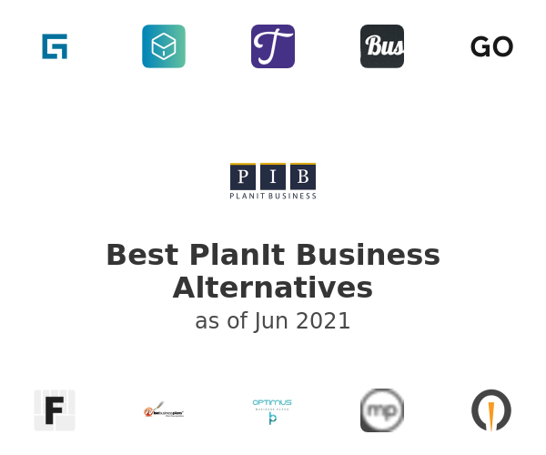 Best PlanIt Business Alternatives