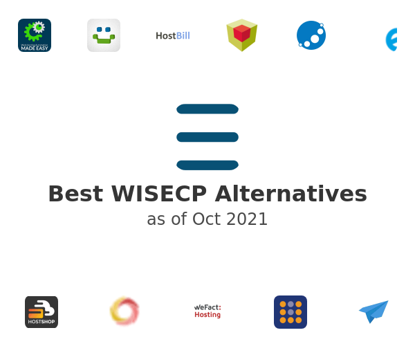 Best WISECP Alternatives