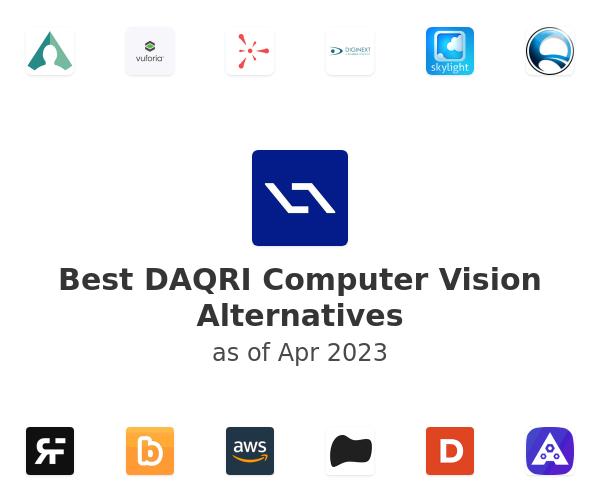 Best DAQRI Computer Vision Alternatives