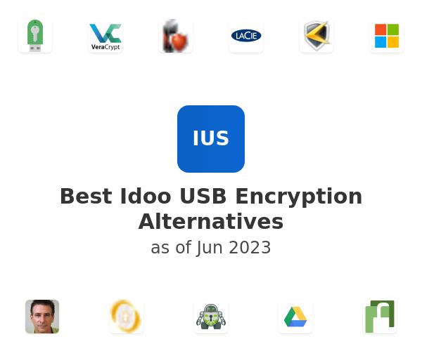 Best Idoo USB Encryption Alternatives