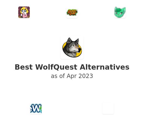 Best WolfQuest Alternatives