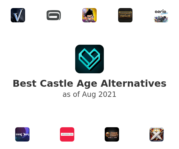 Best Castle Age Alternatives
