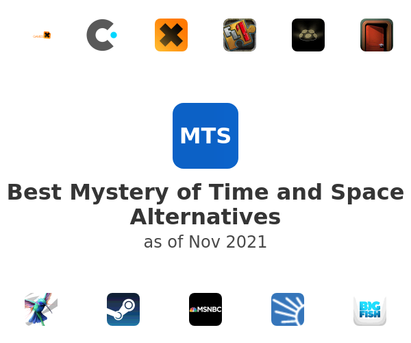 Best Mystery of Time and Space Alternatives