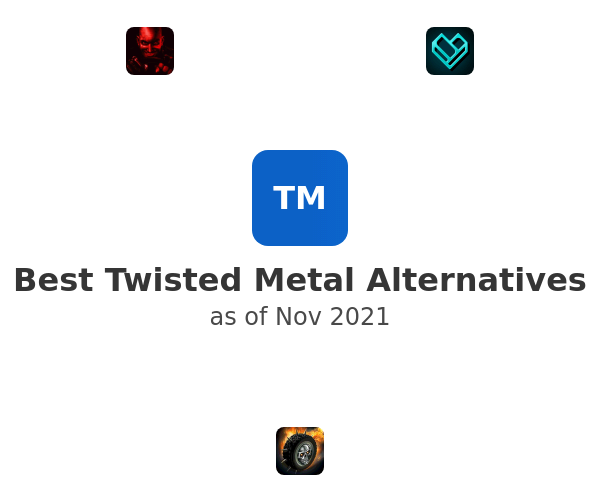 Best Twisted Metal Alternatives