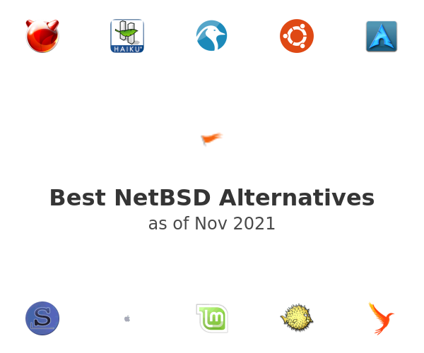 Best NetBSD Alternatives