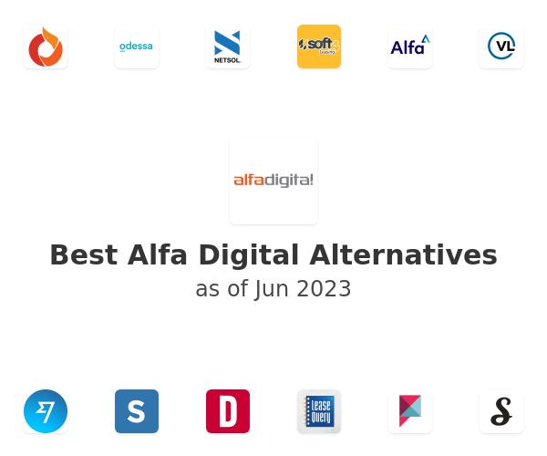 Best Alfa Digital Alternatives