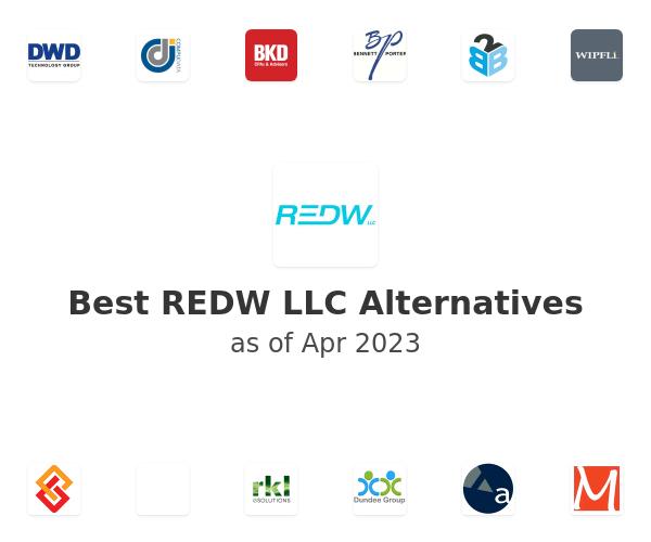 Best REDW LLC Alternatives