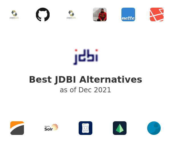 Best JDBI Alternatives