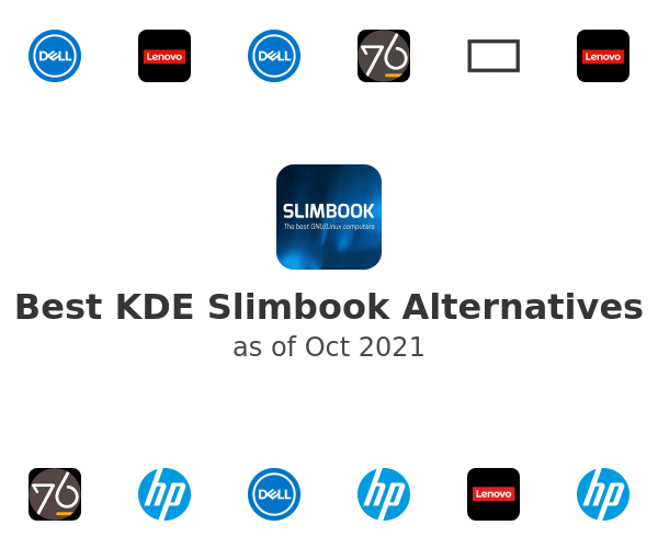Best KDE Slimbook Alternatives