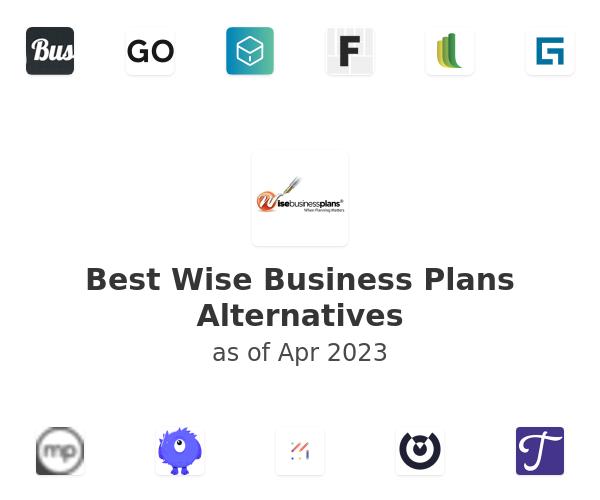 Best Wise Business Plans Alternatives