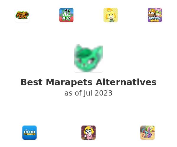 Best Marapets Alternatives