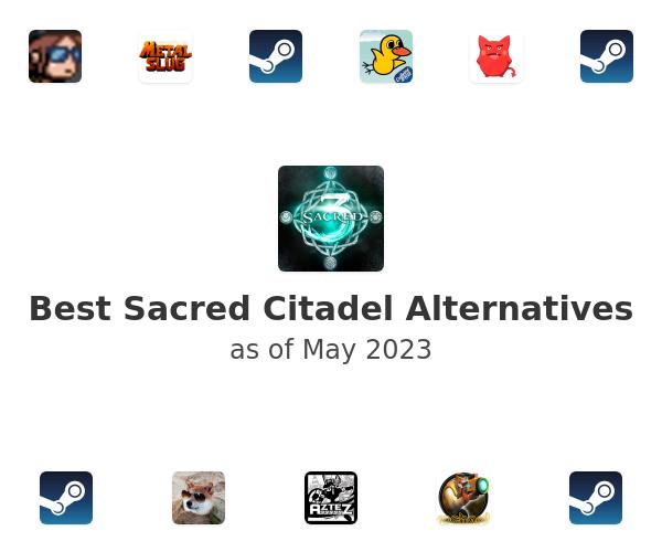 Best Sacred Citadel Alternatives