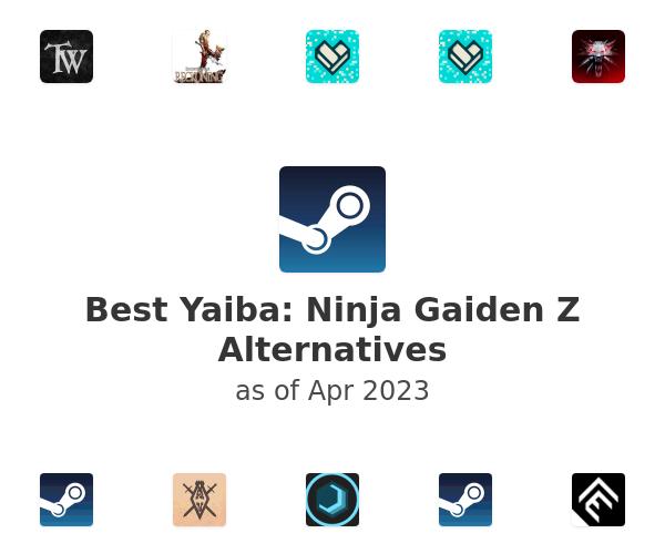 Best Yaiba: Ninja Gaiden Z Alternatives