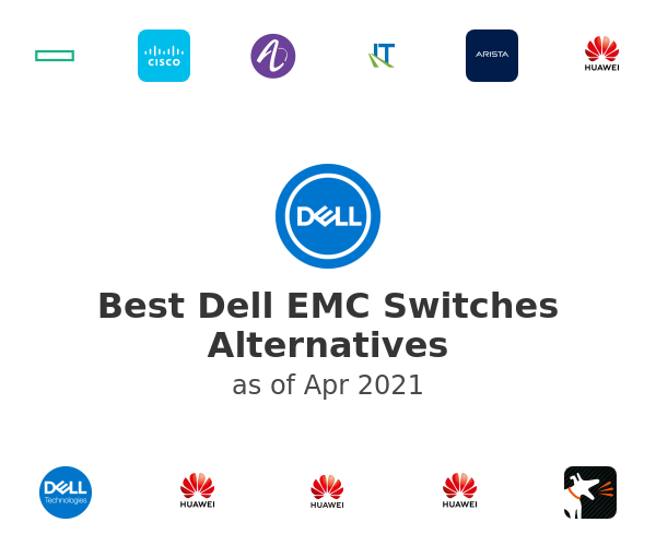 Best Dell EMC Switches Alternatives