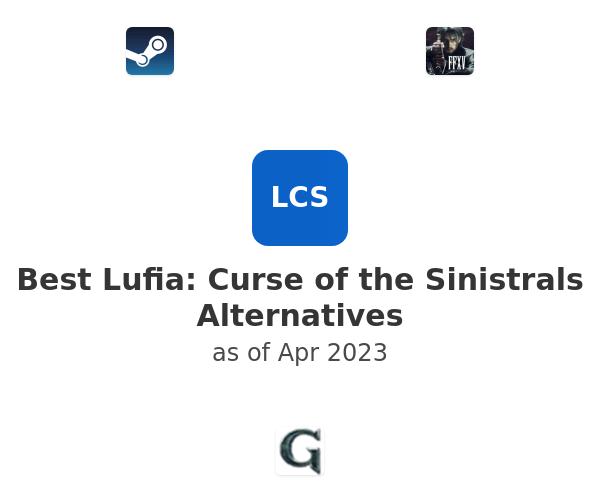 Best Lufia: Curse of the Sinistrals Alternatives