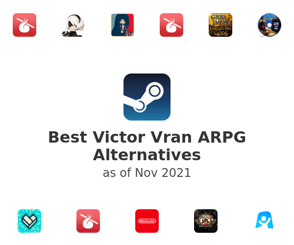 Best Victor Vran ARPG Alternatives