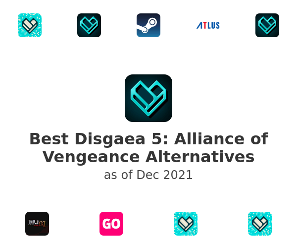 Best Disgaea 5: Alliance of Vengeance Alternatives